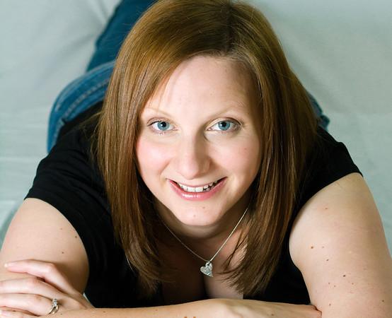 Sarah Portrait Photography - Home Shoot