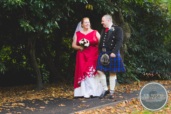 Somerville Wedding Photography - Denny Baptist Church, Falkirk