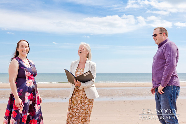 Stephen Wedding Photography - Lunan Bay, Angus