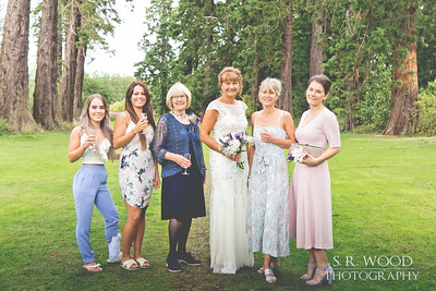 Taylor Wedding Photography - Inchture, Perthshire