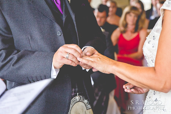 Taylor Wedding - Inchture Hotel