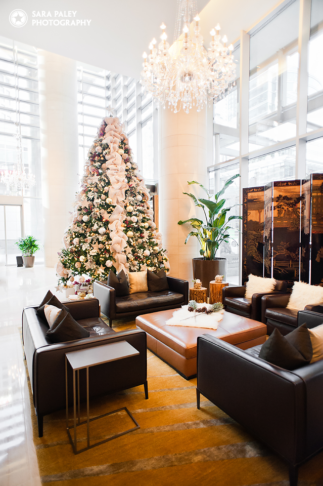 Sara Paley Photography: Burnaby portrait photographer at the Shangri-La Hotel with Greenscape Design & Decor @sarapaleyphoto #paleypix #portraitphotography #merrychristmas2015 #vancouver #vancouverphotographer #burnabyphotographer #burnaby #shangrilavancouver #holidaydecor #decor @ShangriLa_Van @greenscapedesign @GreenscapeVan