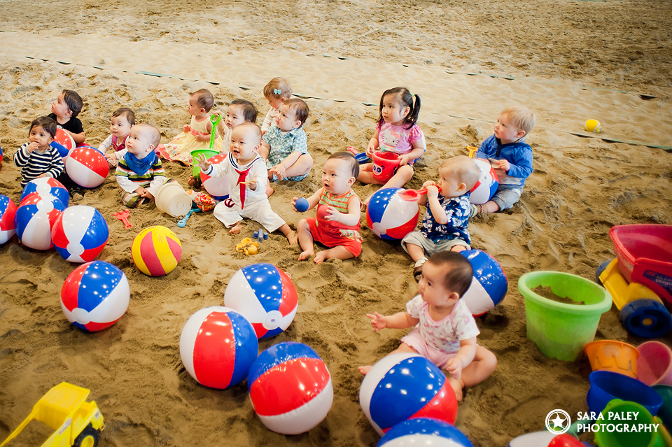 First Birthday Party At 6Pack Beach