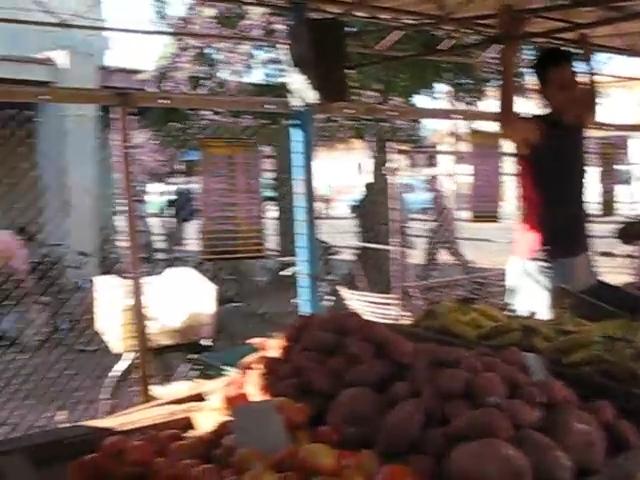 A market in Havana. A quick video of a market somewhere in Havana.