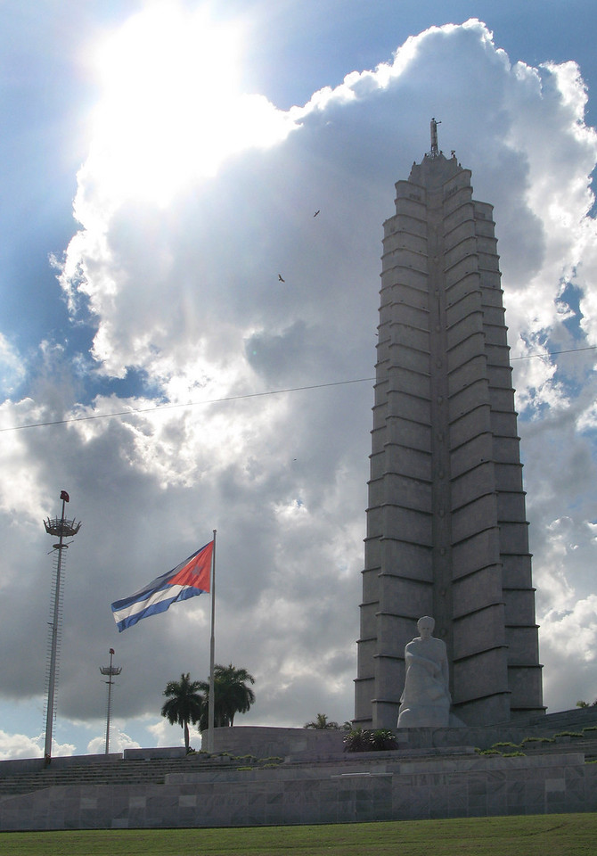 José Martí Memorial.