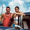 Cuban Driver.