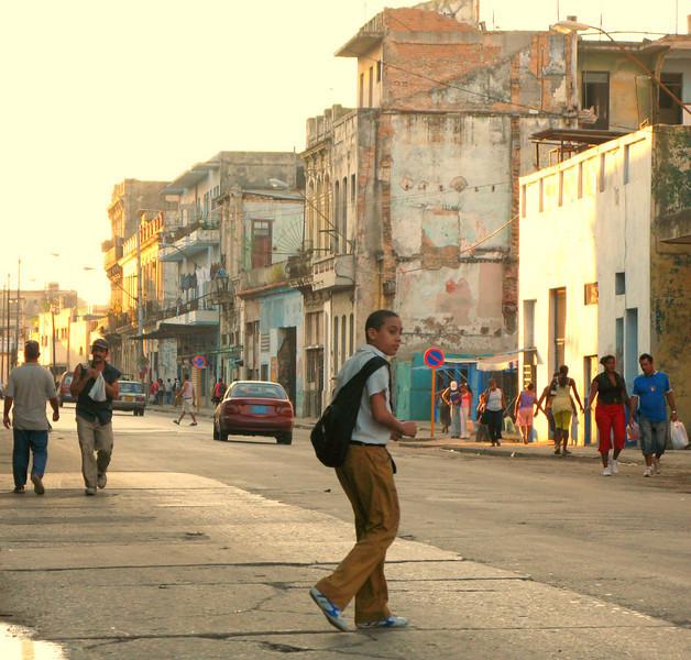 Havana streets.