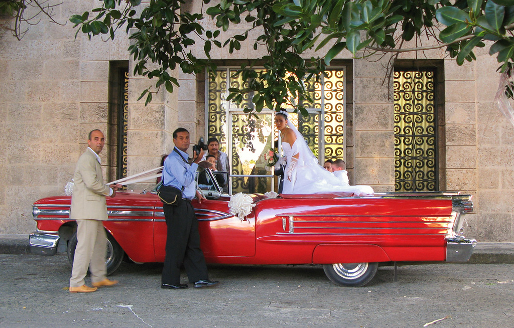 Cuban wedding photographer.