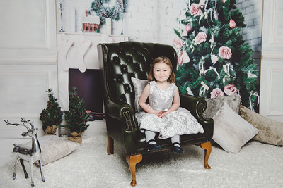 1 Christmas Family Photosession in London 2020