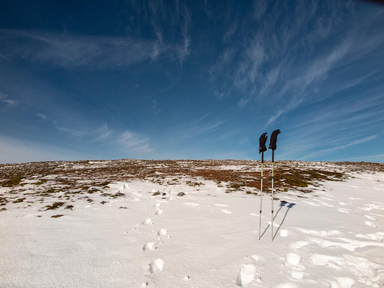 Nephin summit