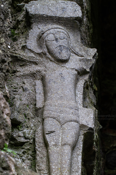 Crucifix at Ross Errily
