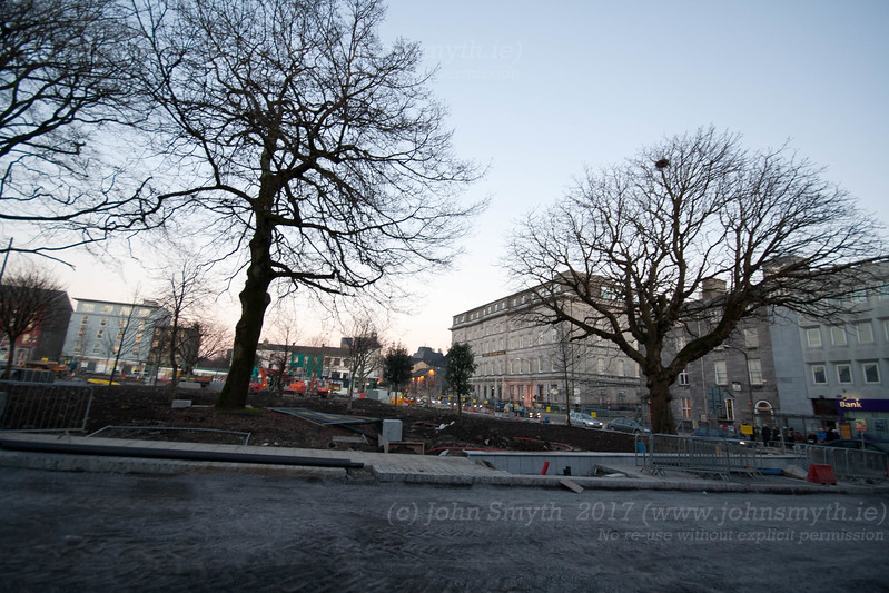 Eyre Square, 2006