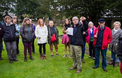 Network of Ley Hunters Clitheroe Moot September 2018 - Monday 17th at Whalley and Pendle Hill