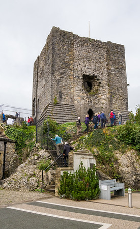 The Keep at Clitheroe Castle