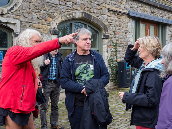 Network of Ley Hunters Clitheroe Moot September 2018 - Saturday 15th at St Mary's Centre and Clitheroe Castle