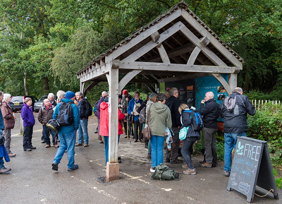Network of Ley Hunters Clitheroe Moot September 2018 - Sunday 16th at Alderley Edge and Roman Manchester