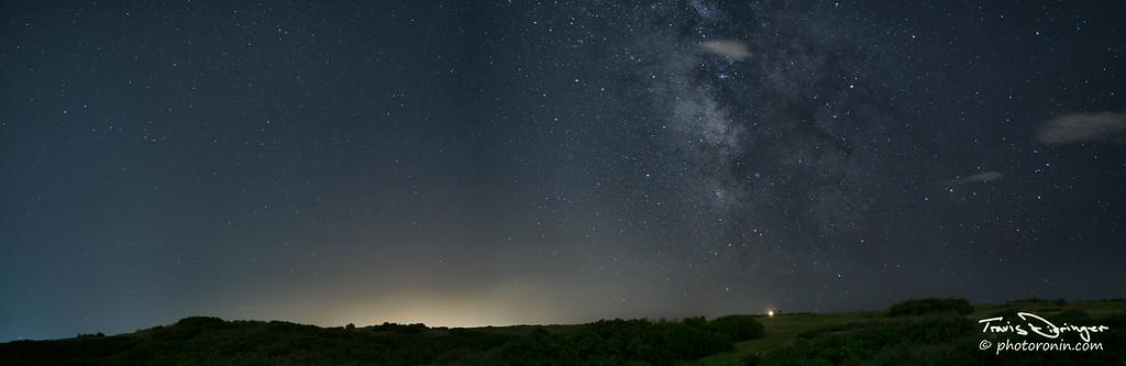 My First Milky Way