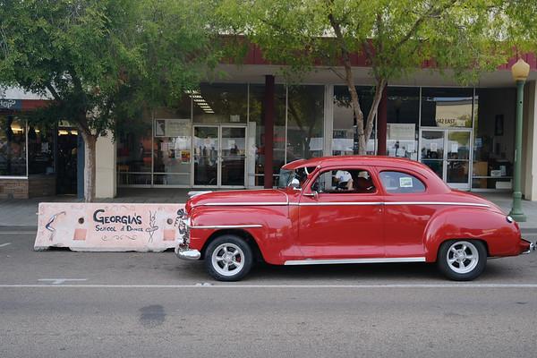 Cruising Grand, Escondido, California