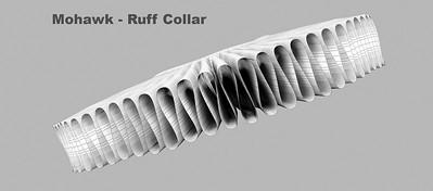 Mohawk - Ruff Colar