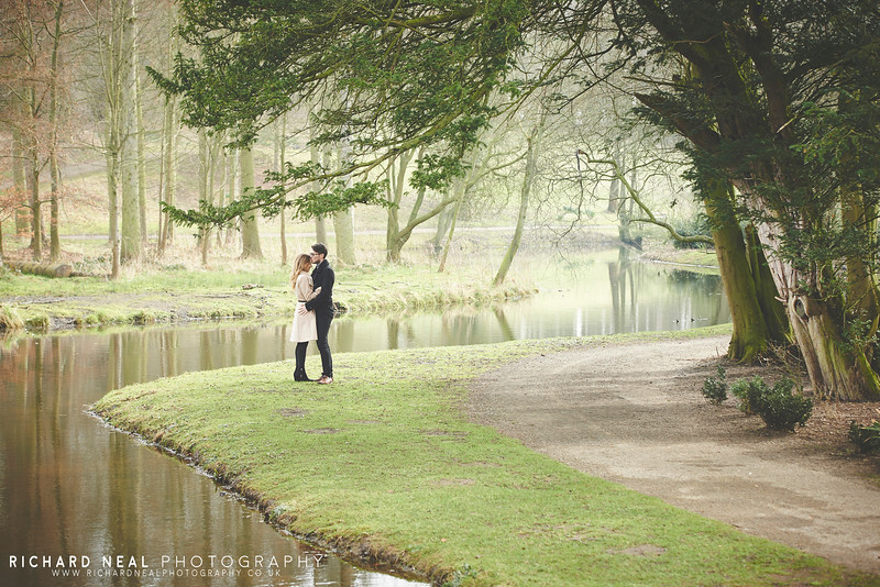 Hardwick park pre wedding