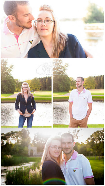 Carl and Tylers pre Wedding shoot in sedgefield hardwick park