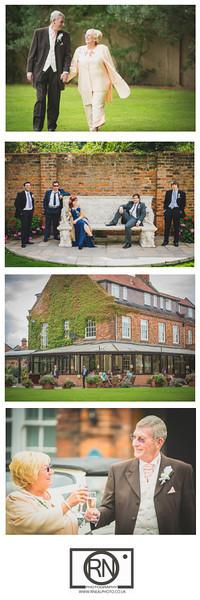 Lilian and Pauls Wedding in Bowburn Hall, Durham