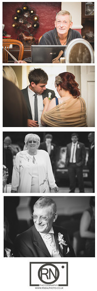 Lilian and Pauls Wedding in Bowburn Hall, Durham