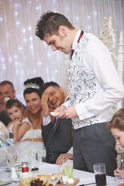 Shotton hall wedding