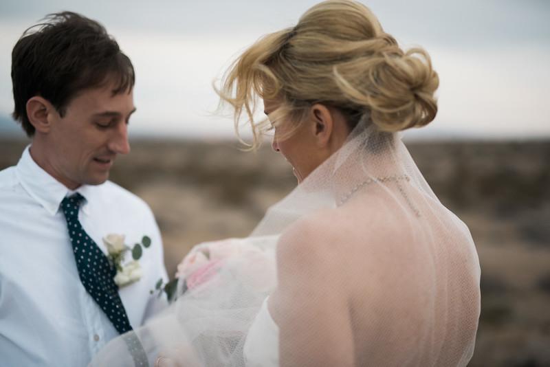 KRISTEN KAY PHOTOGRAPHY | Las Vegas Rainy, Cloudy Desert Elopement, Weddings by Bonnie