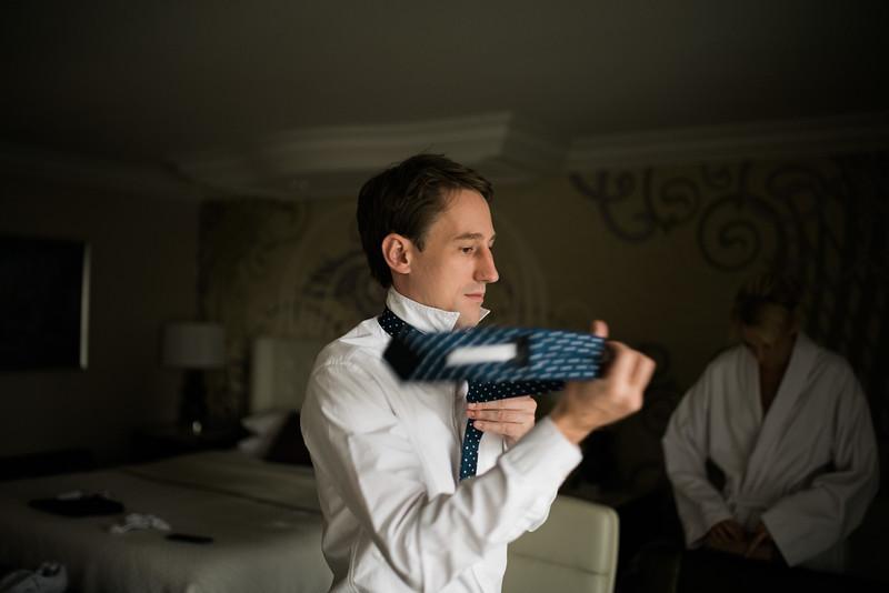 Wedding Details Groom Getting Ready Las Vegas Elopement, Bellagio Hotel