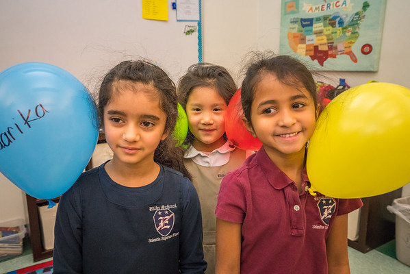1st Grade Science - Static Electricity Blog 2-12-18
