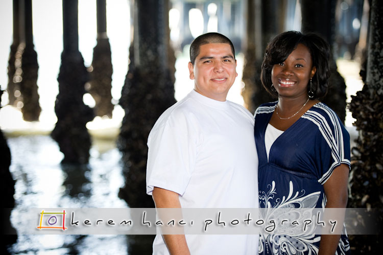 Ke'Shae & Julio's Engagement Session