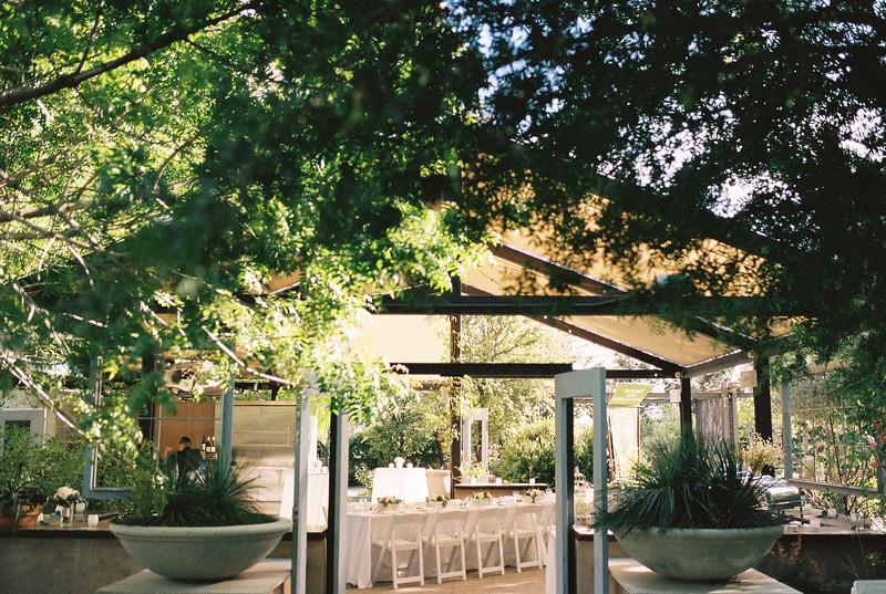 Springs Preserve Wedding at the Frame House
