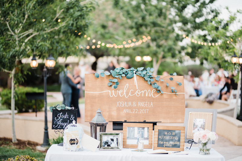 4.22.17 Angela & Josh's Backyard Wedding & Reception