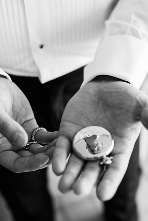 pocket watch wedding detail - perfect gift from bride to groom on wedding day - Kristen Kay Photography - Photo and Super 8 Video