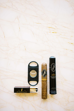 Groom's details - Cigar details for the groom - Kristen Kay Photography - Photo and Super 8 wedding videos