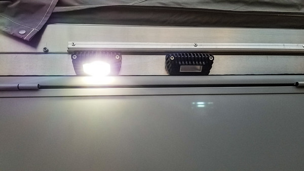 Habitat Exterior Rigid LED lights
