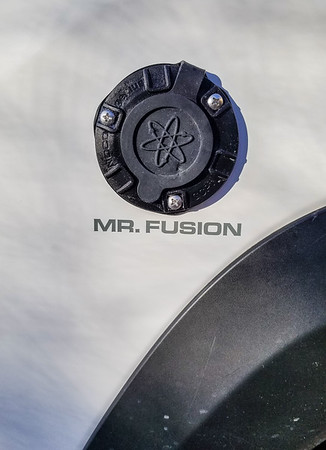 Mr. Fusion shore power AC port