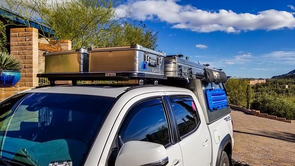 Zarges aluminum boxes