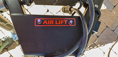 airlift shock air ports