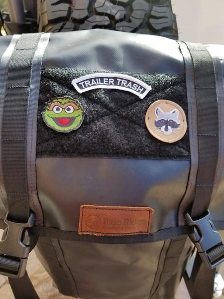 Trailer Trash Bag Patches