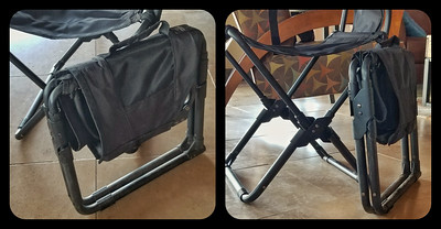Frontrunner expandable chairs