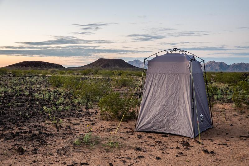 Pinacate Lava Flow, Cabeza Prieta National Wildlife Refuge, Yuma County Arizona USA