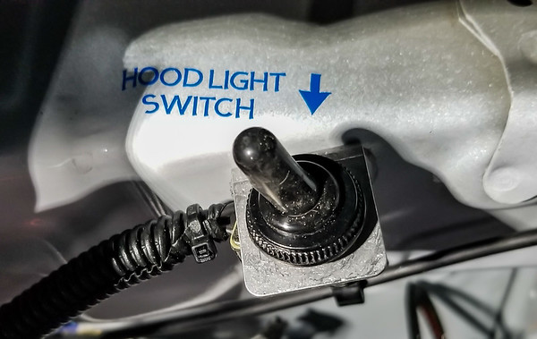 Tacoma KC Cyclone engine lights