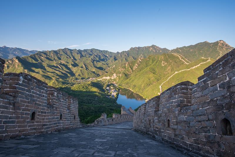 Huanghuacheng Great Wall, Beijing, China