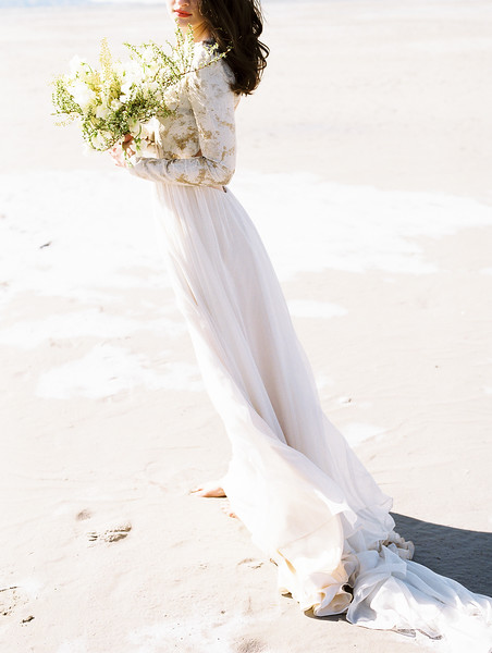 Leanne Marshall Wedding Gown | Kristen Kay Photography