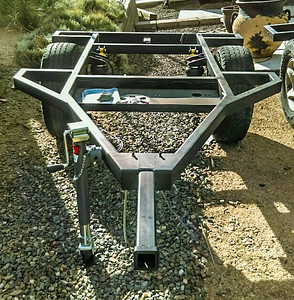 Horizon Chassis Built