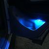 4Runner door lighting blue LED