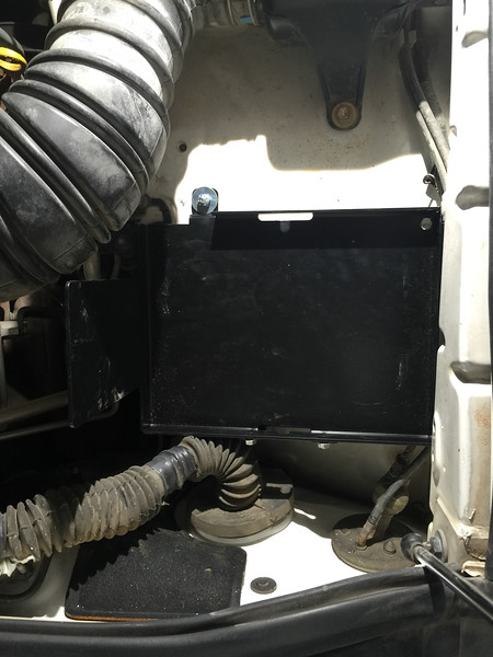 4Runner Second Battery Tray