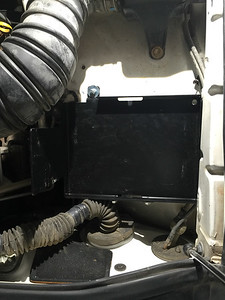 4Runner Second Battery Tray